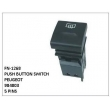 984803, PUSH BUTTON SWITCH, FN-1268 for PEUGEOT