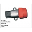 1477226080, HAZARD SWITCH, FN-1272 for PEUGEOT