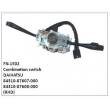 84310-87607-000, 84310-87608-000, Combination switch, FN-1502 for DAIHATSU