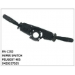9420237525, WIPER SWITCH, FN-1232 for PEUGEOT 405