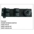 3M5T-14A132-AF, 3M5T-14A132-AG POWER WINDOW SWITCH, FN-1213 for FORD FOCUS