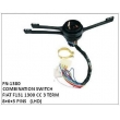 COMBINATION SWITCH, FN-1380 for FIAT F131 1600 CC 3 TERM