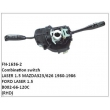B002-66-120C,COMBINATION SWITCH,FN-1636-2 for LASER 1.5 MAZDA323/626 1980-1986 FORD LASER 1.5