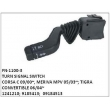 1241210, 9185413 , 09184513 TURN SIGNAL SWITCH FN-1100-3 for CORSA C 09/00~, MERIVA MPV 05/03~; TIGRA CONVERTIBLE 06/04~
