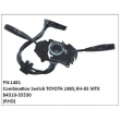 84310-35530, COMBINATION SWITCH, FN-1481 for TOYOTA LN85,RH-85 MTX