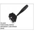 TURN SIGNAL SWITCH,FN-1603 for MITSUBISHI L-200 STRADA