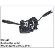 COMBINATION SWITCH,FN-1645 for MAZDA E2200 MAXI 2.2 90-95