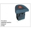 WARNING SWITCH, FN-1320-2 for RENAULT