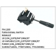 510032716501, 7700710401, 7701349481, TURN SIGNAL SWITCH, FN-1283 for RENAULT , 18 (134_)1978/04~1986/07, 18 VARIABLE (135_)1979/05~1986/07, FUEGO (136_)1980/02~1985/10