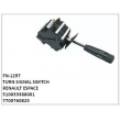 510033388001, 7700760825, TURN SIGNAL SWITCH, FN-1297 for RENAULT ESPACE