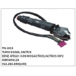 0085450124, HLS.202.850, TURN SIGNAL SWITCH, FN-1015 for BENZ ATEGO II UNIMOG ACTROS/ACTROS MP2
