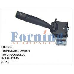 84140-12560, TURN SIGNAL SWITCH, FN-1530 for TOYOTA COROLLA