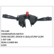 1027148, 95AG-11K665-BA COMBINATION SWITCH, FN-1169 for FORD ESCORT, ORION III (GAL) 07/90~12/93