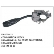 2105450110, COMBINATION SWITCH, FN-1029-13  for E-CLASS (W210); CLK COUPE, CONVERTIBLE; E-CLASSKOMBI(S210)