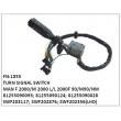 81255090093 81255090124 81255090028, SWF203117 SWF202876 SWF202356, TURN SIGNAL SWITCH FN-1055 for MAN, F 2000/M 2000 L/L 2000, F 90/M90/NM