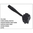 25560-5M000, TURN SIGNAL SWITCH, FN-1586 for NISSAN SENTRA 2002~2006,DATSUN 2000~2005