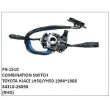 84310-26090, COMBINATION SWITCH, FN-1510 for TOYOTA HIACE LH50/YH50 1994~1988