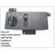 56009214, SW1943, HLS1005S, HEAD LAMP SWITCH, FN-1137 for JEEP 94~98