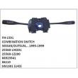 25560-1M201, 25560-1Z200, 88923941, E6210, SW1301, COMBINATION SWITCH, FN-1591 for NISSAN/DUTSUN... 1995-1999