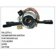 715142080, COMBINATION SWITCH, FN-1373-1 for FIAT DOGAN SLX