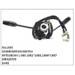 MB328705,COMBINATION SWITCH,FN-1595 for MITSUBISHI L-300 1981~1983,1984~1987