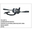 84310-28070, COMBINATION SWITCH, FN-1497-2 for TOYOTA HILUX RN55/LN50-56/LH55 1984-