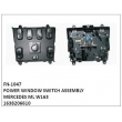 1638206610, POWER WINDOW SWITCH ASSEMBLY, FN-1047 for MERCEDES ML W163