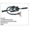 84310-87745, COMBINATION SWITCH, FN-1547 for DAIHATSU G100 WIPER 3-WAY