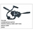 84310-12800, COMBINATION SWITCH, FN-1505 for TOYOTA COROLLA EE90 1987~1992