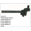 91VB-13B302-AH, 91VB-13B302-AG, 91VB-13B302-AF TURN SIGNAL SWITCH, FN-1173 for FORD TRANSIT 91~