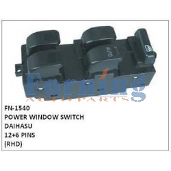 POWER WINDOW SWITCH, FN-1540 for DAIHASU