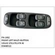 03448522, FRONT LEFT MULTI-BUTTON, FN-1082 for VOLVO S70,V70,V70 XC