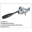 2205450010, COMBINATION SWITCH, FN-1029-14 for S-CLASS, SALOON (W140) 10/98~09/02