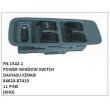 84820-87410,POWER WINDOW SWITCH, FN-1542-1 for DAIHASU KENARI