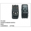 1248204610, POWER WINDOW SWITCH, FN-1045 for BENZ