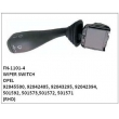 92045500, 92042405, 92043295, 92042394, 501592, 501573,501572, 501571 WIPER SWITCH FN-1101-4 for OPEL