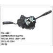 S092-66-120A,COMBINATION SWITCH,FN-1640 for MAZDA MAXI 1985~1994