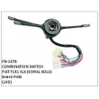 8+6+3 PINS, COMBINATION SWITCH, FN-1378 for FIAT F131 SLX (SINYAL KOLU)