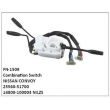 25560-51700,14800-100003,NILZSCOMBINATION SWITCH,FN-1509 for NISSAN CONVOY