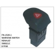 308821C, WARNING SWITCH, FN-1320-1 for RENAULT