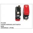 0055459224, HAZARD WARNING LIGHT SWITCH, FN-1038 for BENZ