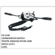 84310-12151, COMBINATION SWITCH, FN-1536 for TOYOTA CRESSIDA RT100 1980