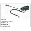 3455457524, 01814011, TURN SIGNAL SWITCH, FN-1014 for BENZ 403 LP
