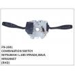 MR329657,COMBINATION SWITCH,FN-1601 for MITSUBISHI L-200 STRADA,WAJA