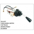 6RG001750047, 01169335, TURN SIGNAL SWITCH, FN-1377 for FIAT TRUCK