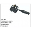 510036000101, 7700842114, TURN SIGNAL SWITCH, FN-1298 for RENAULT R19 1992