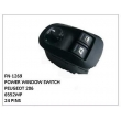 6552WP, POWER WINDOW SWITCH, FN-1269 for PEUGEOT 206