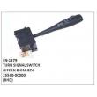 25540-0C000, TURN SIGNAL SWITCH, FN-1579 for NISSAN BIGM-BDI