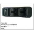 POWER WINDOW SWITCH, FN-1542-2 for DAIHASU