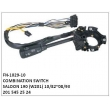 2015452524, COMBINATION SWITCH FN-1029-10 for SALOON 190 (W201) 10/82~08/93